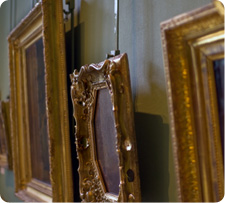 TERS will remove contaminants and hazardous chemicals from paintings, photographs, sculpture, and any kind of artwork