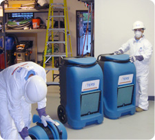 TERS has the equipment, science and experience necessary to handle challenging and complex situations